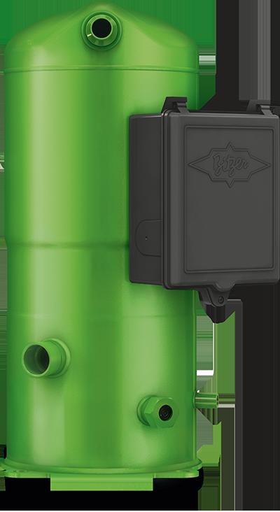 Der Bitzer Scrollverdichter Orbit 6 für Komfort Klimatechnik Wärmepumpen Prozesskühlung mit herausragender Energieeffizienz